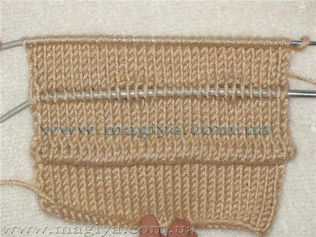 Подушка для кресла (вязанная крючком